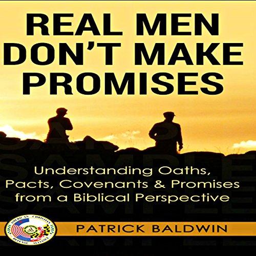 Real Men Don't Make Promises cover art