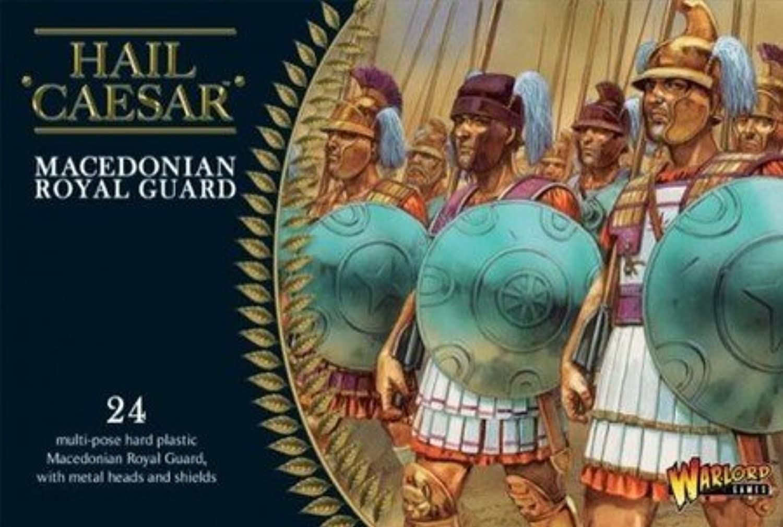 Warlord Games Hail Caesar Macedonian Royal Guard Army Infantry Military Soldiers