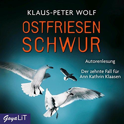 Ostfriesenschwur audiobook cover art