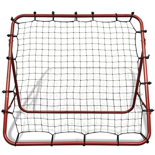 Festnight Soccer Football Rebounder Net Training Equipment...