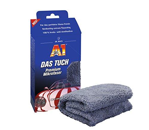 Dr. Wack - A1 DAS TUCH - Premium Mikrofaser, 40 x 40 cm (#8009)