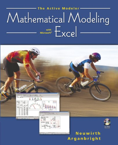 The Active Modeler: Mathematical Modeling with Microsoft Excel