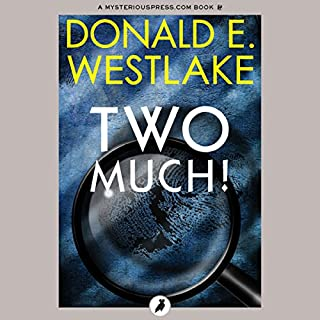 Two Much! cover art