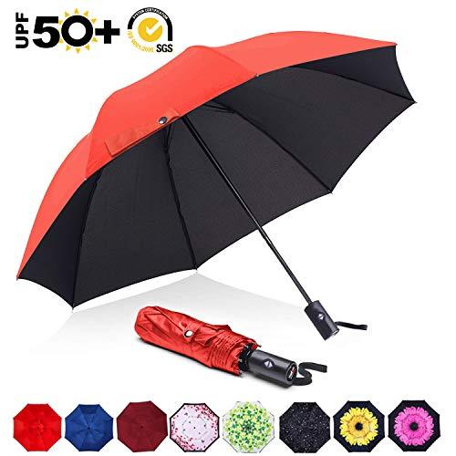 ABCCANOPY Umbrella Compact Rain&Wind Teflon...