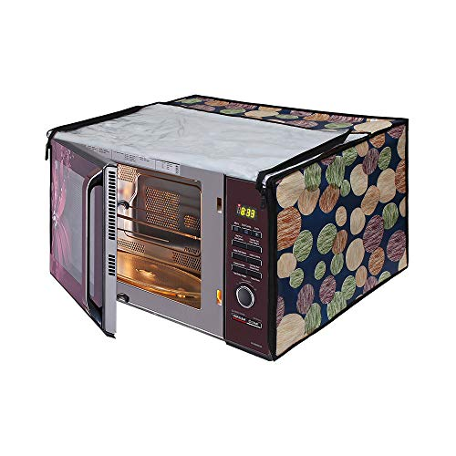 Glassiano Microwave Oven Cover for BPL 30 Litre Convection Microwave Oven BPLMW30CIG,...