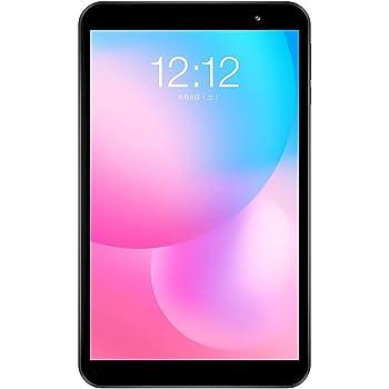 [Android10.0モデル]TECLAST P80タブレット、 8インチ、2GB RAM 32GB ROM、1280×800IPS、4コアCPU、2.4GHz/5GHz WiFi、Type-C、デュアルカメラ、Bluetooth 5.0、TF拡張 (SIMカードをサポートしていません)