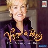 Lynne Dawson ~ Voyage à Paris, chansons française