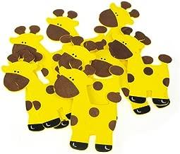 Best giraffe wood cutout Reviews