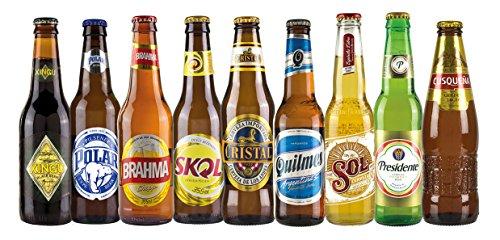 Pan America 9er Bier SET