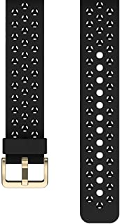 ZKCREATION Replacement Watch Band X3C Smart Watch Fitness Tracker Activity Tracker Wristband and Waterproof Strap Black