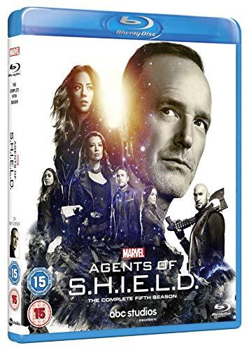 Marvel's Agents Of S.H.I.E.L.D. SEASON 5 [BLU-RAY] [2018] [Region Free]