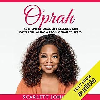 Oprah cover art