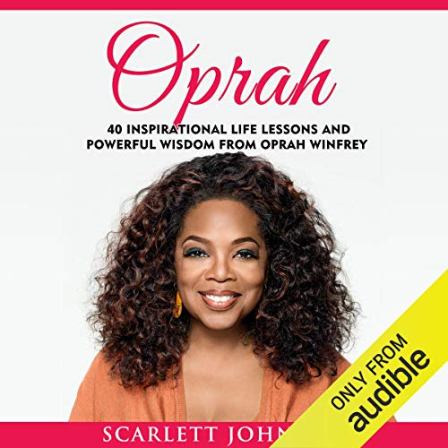 Oprah Audiobook By Entrepreneur Publishing, Scarlett Johnson cover art