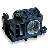 HFY marbull NP17LP Replacement Projector Lamp With Housing