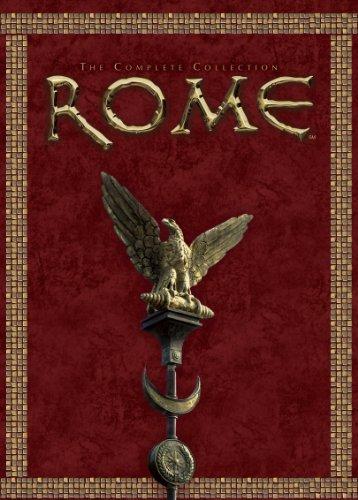 Rome The Complete Season 1 2 (11 Dvd) [Edizione: Regno Unito] [Edizione: Regno Unito]
