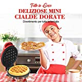 Zoom IMG-1 avnicud piastra per waffle cialdiera