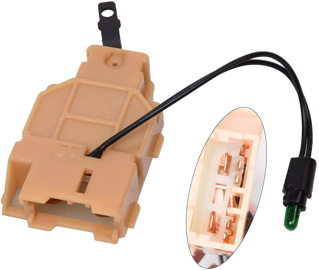 Max 74% OFF MinuoCAT A C Finally popular brand Blower Motor Control A0055A0005 Switch