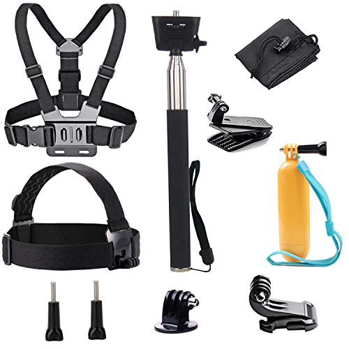linghuang action camera accessories kit