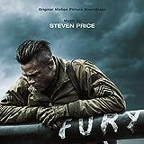 Songtexte von Steven Price - Fury