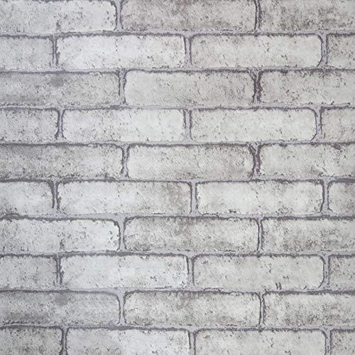 Romantische nacht 99 Wallpapers 3D baksteen behang Retro zelfklevende kamer open haard TV achtergrond muur Sticker D36