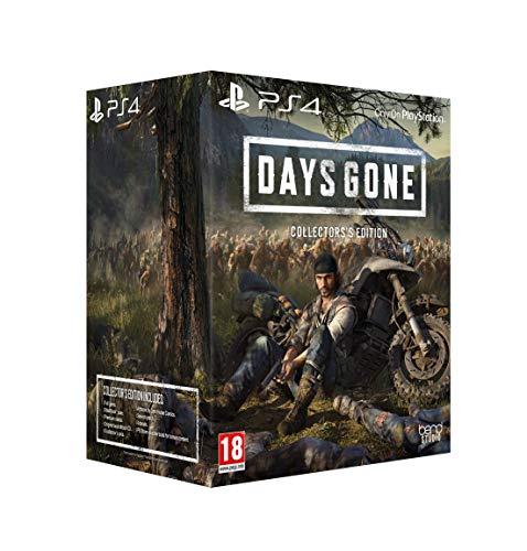 Days Gone - Edición Coleccionista