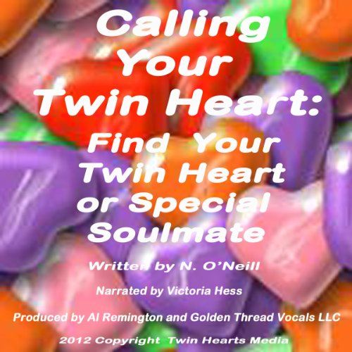 Calling Your Twin Heart audiobook cover art