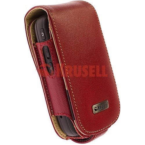 Krusell PDA Tasche Handit Multidapt® 75264 für O2 XDA Neo, Qtek S200, i-mate Jamin, HTC Prophet, Dopod 818pro, Orange SPV-M600, VodafoneVPA Compact S - Farbe: rot, Abverkaufsartikel - Lieferung solange Vorrat !!!