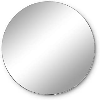 Round Mirror Wedding Table Centerpieces, 10 Pieces, 10