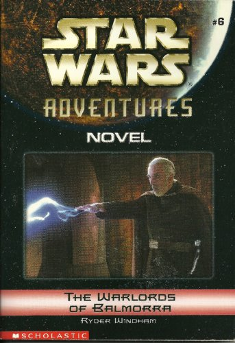 The Warlords of Balmorra - Book  of the Star Wars Legends