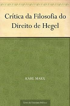 Crítica da Filosofia do Direito de Hegel por [Karl Marx, Eduardo Velhinho]