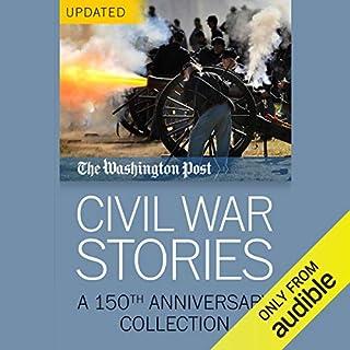 Civil War Stories audiobook cover art