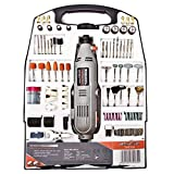 Best Rotary Tools - Terratek Rotary Tool Kit 135W with 234pc Accessory Review