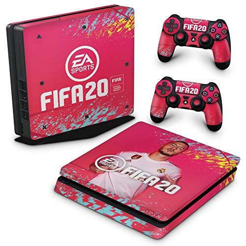 Skin Adesivo para PS4 Slim - Fifa 20