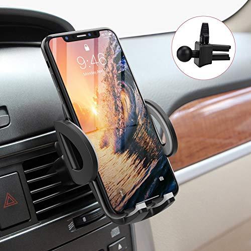 Avolare® Handyhalterung Auto KFZ Handyhalter Halterung Lüftungsgitter Universal Kompatibel für Phone Samsung Sony Huawei LG und mehr