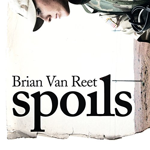 Spoils audiobook cover art