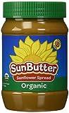 Organic Sunbutter Sunflower Seed Butter