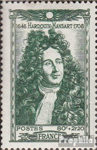 Prophila Collection Frankreich Mi.-Nr.: 625 1944 Berühmte Franzosen (Briefmarken für Sammler)