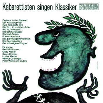 Kabarettisten Singen Klassiker