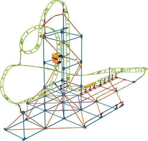 K'NEX 33951 - Thrill Rides - Infinite Journey Roller Coaster - 347 Pieces - 7+ - Bau- und Konstruktionsspielzeug