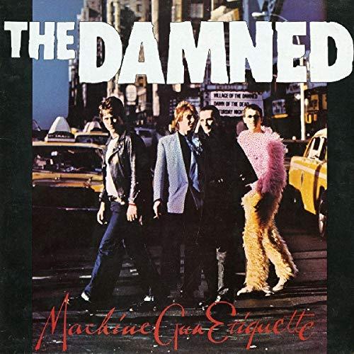 Damned: Machine Gun Etiquette (Audio CD)