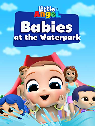 Babies at the Waterpark - Little Angel