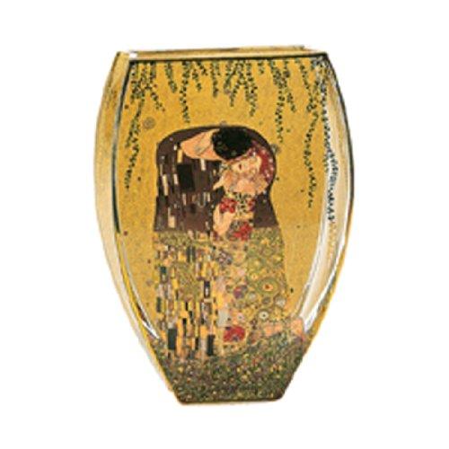 Goebel 66993114 Gustav Klimt Vase Der Kuss