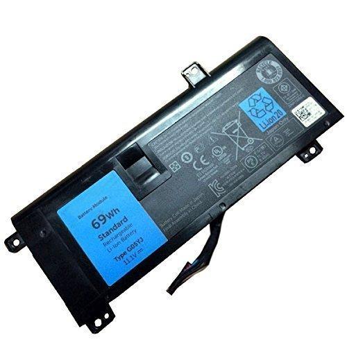 Batería para portátil Dell Alienware 14 A14 M14X R3 R4 G05YJ 0G05YJ...