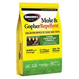 Sweeney's S7002-2 Mole and Gopher Pest Repellent Granule, 10 lb