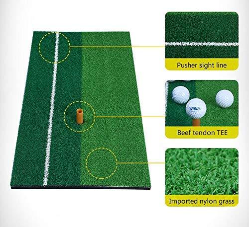 Hobby Tech Mini Tapis de Golf entraînement Driver Practice...