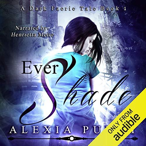 Ever Shade audiobook cover art