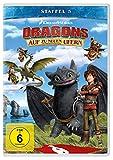 Dragons - Auf zu neuen Ufern, Staffel 5 [4 DVDs]
