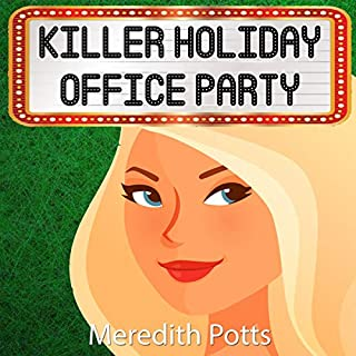 Killer Holiday Office Party  audiobook cover art