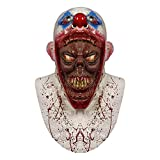【HORROR AND CLASSIC】--Are you a fan of horror movies or a collector of terror masks? The horror mask is scary enough. Whether you use it for fun or for art appreciation, the horror full over head mask is worth your own. Believe it or not, the wearing...