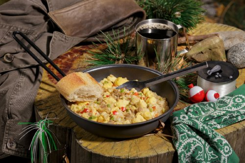 Mountain House Breakfast Skillet | Freeze Dried Backpacking and Camping Food 5